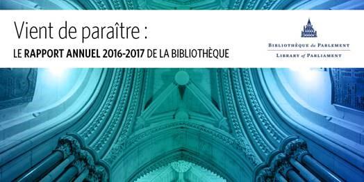 Rapport Annuel 2016-2017 De La Bibliothèque